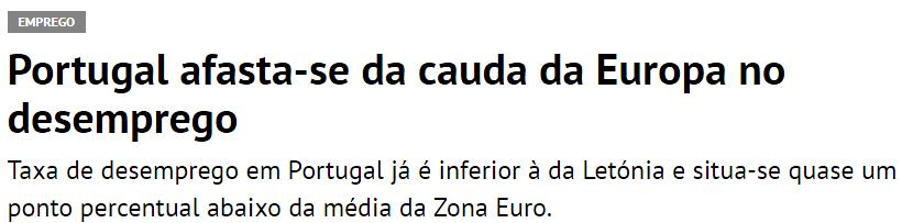 b2216fec5b1 A partir daí a economia portuguesa (e o imobiliário em particular) tem  vindo a recuperar e crescer a olhos vistos… Basta reparar nas manchetes  recentes